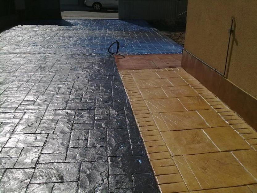 Elda hormigon impreso elda pavimentos impreso elda - Suelo hormigon pulido precio ...